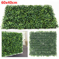 Artificial Garden Hedge Screen  Green Wall Ivy vine Screen Home Backdrop Decor