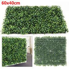 Artificial Garden Hedge Screen  Green Wall Ivy vine Screen Home Backdrop Decor
