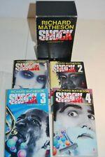 Shock cofanetto di Richard Matheson 4 voulumi