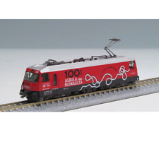 Kato 3101 Electric Locomotive Alps Ge4/4 III 100 Anniversary Wrapping - N