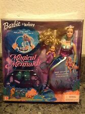 Barbie Krissy magical mermaids
