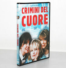 cofanetto+DVD nuovo film DVD CRIMINI DEL CUORE