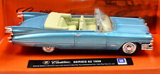 Cadillac Series 62 Year 1959 Blue Scale 1:43 from newray