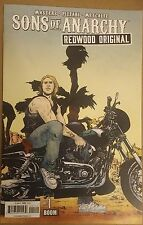 SONS OF ANARCHY : REDWOOD ORIGINAL #1 2nd Printing 2016