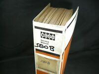 CASE 580B Loader Backhoe Service Shop Repair Manual Book Catalog OEM in Binder