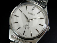 Working Seiko Lord Matic 1971 Vintage Automatic Winding Mechanical Mens Watch