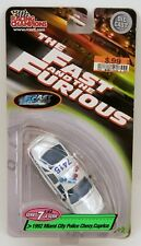 Racing Champions 1:64 Scale FAST & FURIOUS 1992 Chevrolet Caprice Police Car