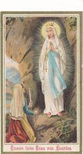 Heiligenbilder Unsere liebe Frau von Lourdes  (HB1)