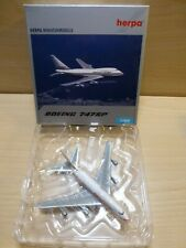 HERPA  BOEING  747SP REFERENCE 514835 1/500