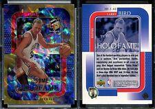 1999-00 Upper Deck HoloGrFX HoloFame Gold #HF3AU LARRY BIRD