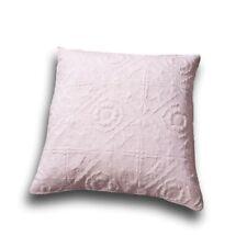 "DaDa Bedding Elegant Country Floral Rose Pink Euro Pillow Sham Cover 26"" x 26"""