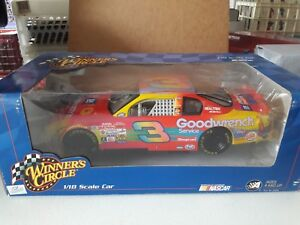 Winner's Circle Dale Earnhardt #3 2000 Goodwrench Service Plus 1:18