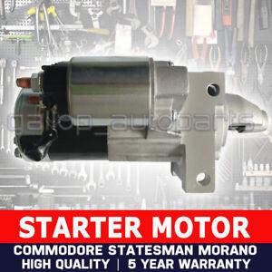 Starter Motor Suit Holden Commodore Calais 5.7L V8 (LS1) VT VX VY VZ SS