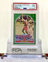 2018-19 Panini Chronicles Green Marquee Trae Young RC #247 🔥PSA 9🔥Pop 5 Only 1