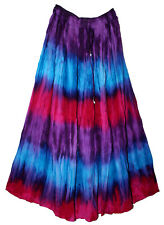Cotton Skirt Indian Kjol Gypsy Falda Hippie Ethnic Boho Jupe Retro Women Ehs