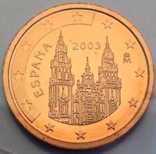 Espagne 2 centimes Euro 2003 Neuve