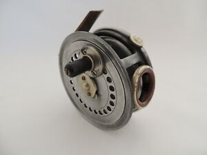 """Ogden Smith 3 1/8"""" Trout Fly Fishing Reel."""