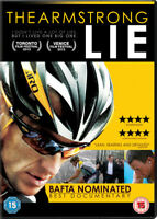 The Armstrong Lie DVD (2014) Alex Gibney cert 15 ***NEW*** Fast and FREE P & P