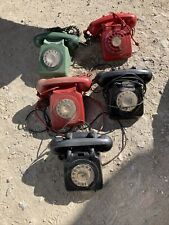 Collection Of Five 746/706 Telephones For Spares Or Repairs