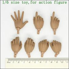 L25-36 1/6 scale action figure - ZCWO PTU hands*7