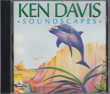 Ken Davis : Soundscapes CD New Age Ambient Electronic FASTPOST