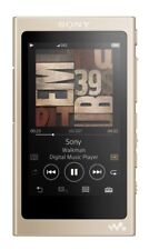 Sony NW-A45N Walkman with High-Resolution Audio - Pale Gold