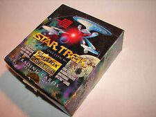 Star Trek Master Series Skybox Trading cards box of 36 packs 1993 115