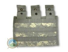 USGI ACU Triple Mag Pouch MOLLE - Military 30RD Magazine Pocket NEW