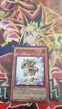 Carte Yu-Gi-Oh! Bébécérasaure SD09-FR016 1st Commune Française P/HP