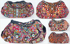 5 PC Wholesale Indian Vintage Tote/Shopping Handbags Banjara Gypsy Women Bags