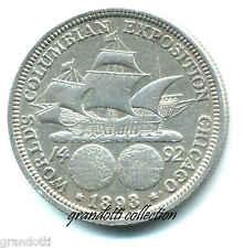 STATI UNITI AMERICA ½ DOLLARO COMMEMORATIVO COLUMBUS EXPO 1893