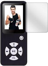 5x Schutzfolie für Bertronic BC01 Royal MP3-Player Display Folie klar