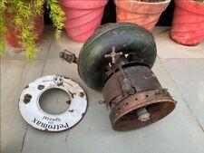 Antique Rare Germany Made Hanging Kerosene Lamp Petromax 834 Spezial Lantern Old