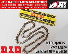 DID 25 x 98 CAMCHAIN CAM CHAIN CAM TIMING HONDA SL 125 K1D 76-80 PATTERN
