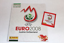 PANINI EM EC EURO 2008 08 – 1 X ALBUM VUOTO EMPTY ALBUM VUOTO ed. GERMANY/Europe