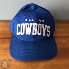 New ListingVintage Dallas Cowboys Twill Starter Arch Snapback Hat NFL  Football Cap d36b20fe4bf1