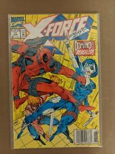 X-Force #11 (1992) 1st Appearance Domino VF/NM