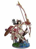 MONSTER HUNTER XX Mitsune Series Female Gunner 1/7 Figure FuRyu Anime