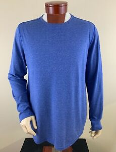 UNDER ARMOUR Men's UA Threadborne Fitted Long Sleeve T-Shirt Size 2XL