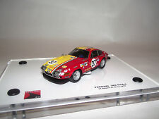 FERRARI Daytona 365 GTB/4 Le Mans 1973 – On base SuperKit  Feeling43 1/43 no BBR