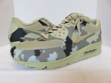 Nike Air Max 90 Hyperfuse SP 596529-320 Italy Camo Men's Size 10 Sneakers Shoes