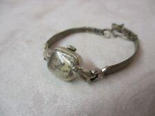 Vintage Hamilton L&K Ladies Wrist Watch 14K gold filled 17 Jewels parts repair
