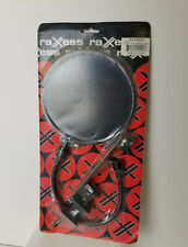 """Microphone Raxxess 6"""" Condenser Pop Filter with Goose Neck and Clamp NEW IN BOX"""