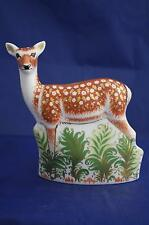 ROYAL CROWN DERBY FALLOW DEER PAPERWEIGHT MMXIII - BOXED