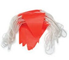 Bunting Safety Flag Line Hi Vis 30meters X 45flags, Quality Product