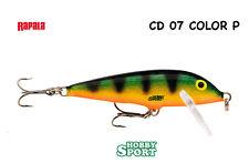 """Perch 2.75"""" RAPALA Countdown 1/113 4 Gram Esche da pesca Sport (2sa)"""