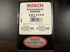 Bosch SR2266X Remanufactured Starter fits Nissan Altima