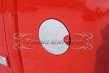 1998-2001 Dodge Ram Club Cab/Quad Cab Chrome Stainless Flat Gas Cap Cover Accent