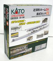 Kato 23-160 Island Suburban Platform DX Set (N scale)