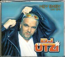 Dee Jay fregata-Hey Baby 3 TRK CD MAXI 2000